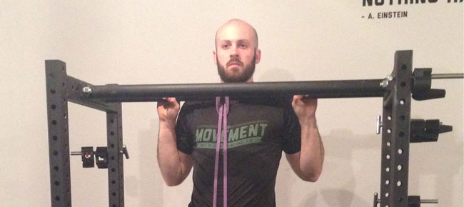 Do Less to Do More Pull-Ups