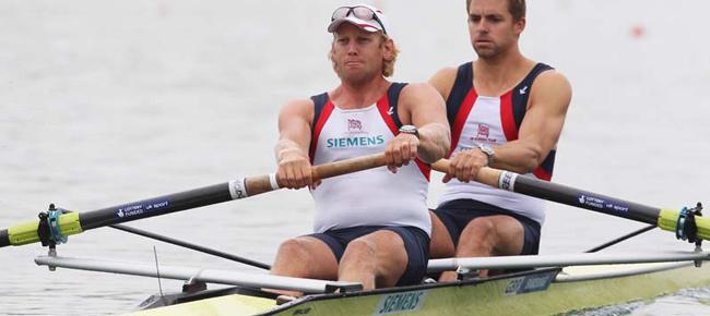 Biofeedback Testing for Rowing
