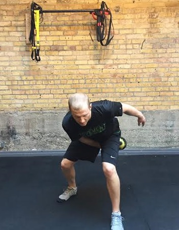 KB swing start