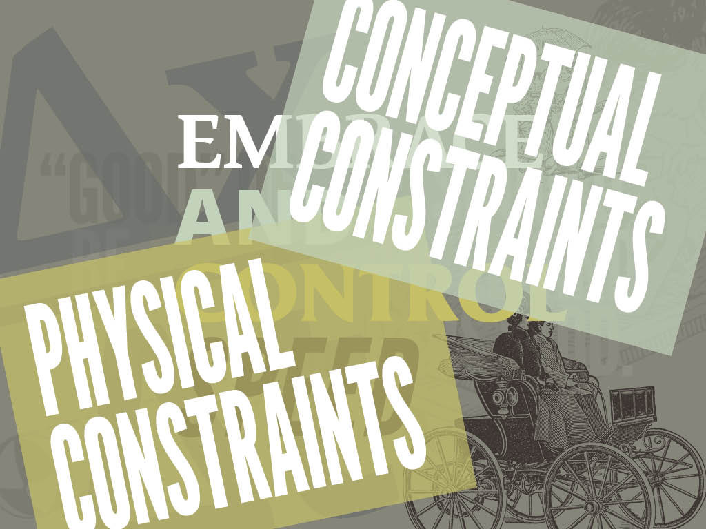 How Constraints Help You Make Better Decisions