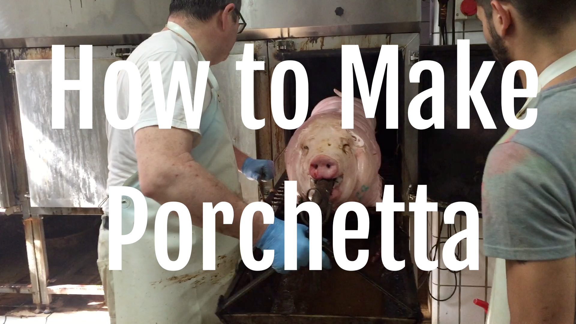 How to Make Porchetta