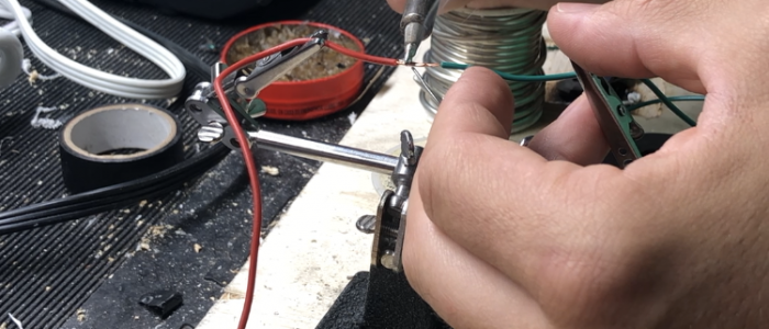 Human Skill: How to Solder